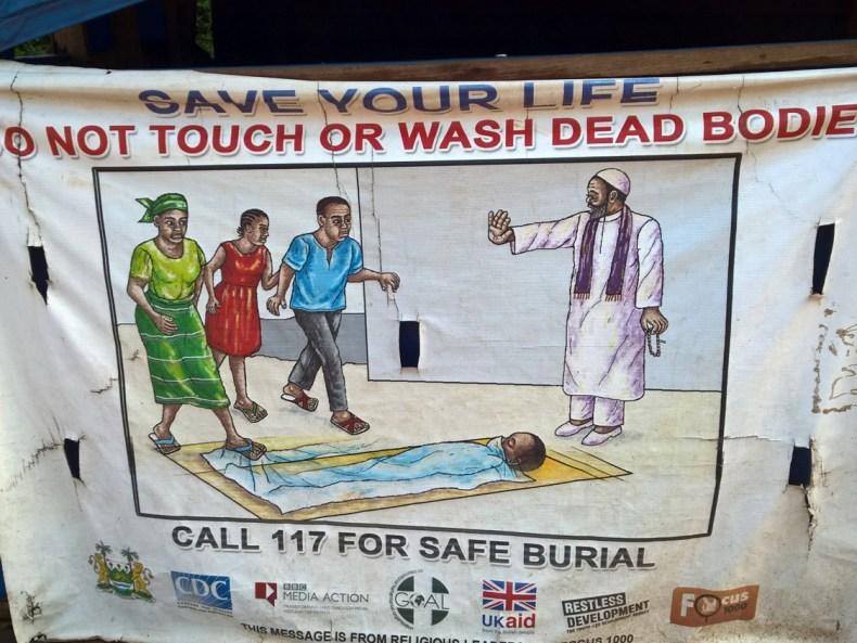 Vier Tage in Sierra Leone