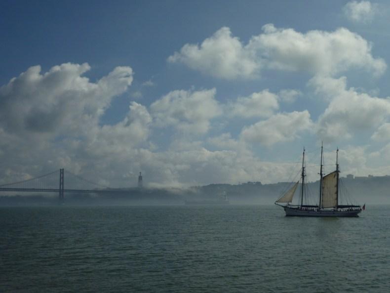 An den Ufern von Lissabon