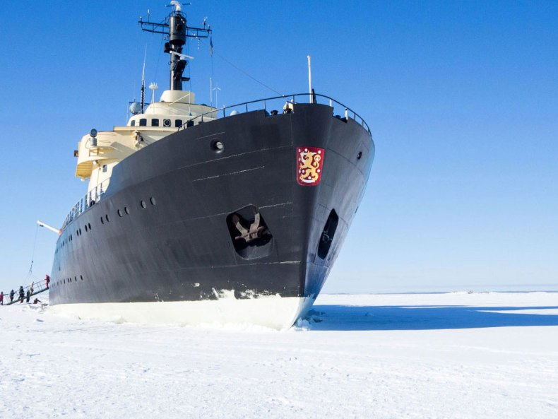 White Out – das Eismeer von Kemi