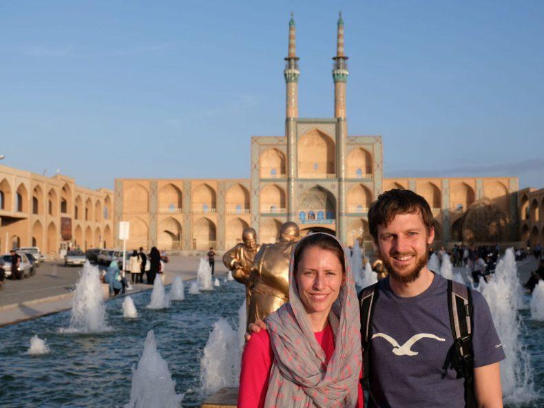 Goldfund in Yazd