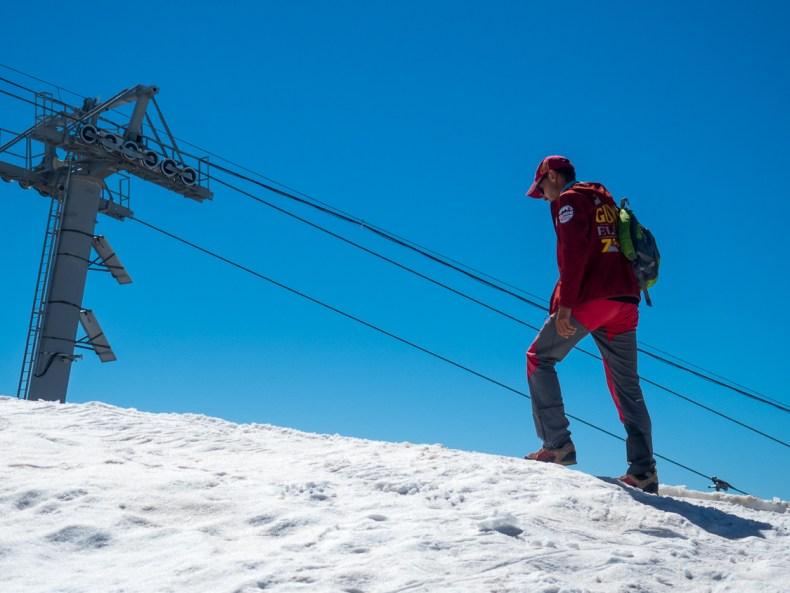 Berge und die Leidenschaft