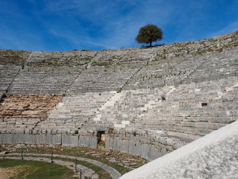 Die antiken Theater von Epirus