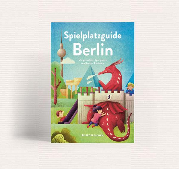 Spielplatzguide Berlin Reiseführer