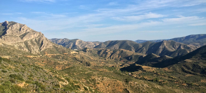 Die Provinz Valencia