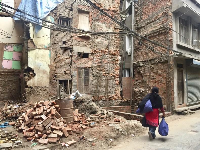 Erdbeben in Nepal: Ja, ich habe Angst