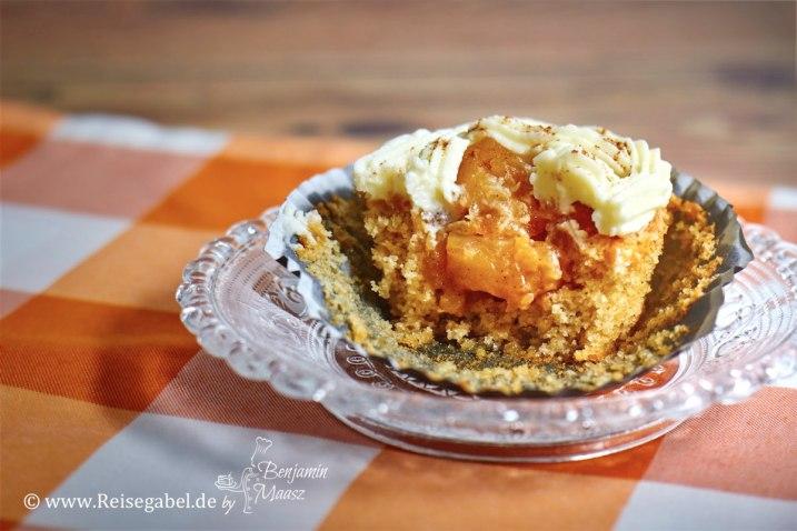 Apfelkuchen Cupcake