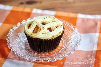 Apfelkuchen Cupcakes 3