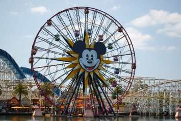Disney California Adventure 8