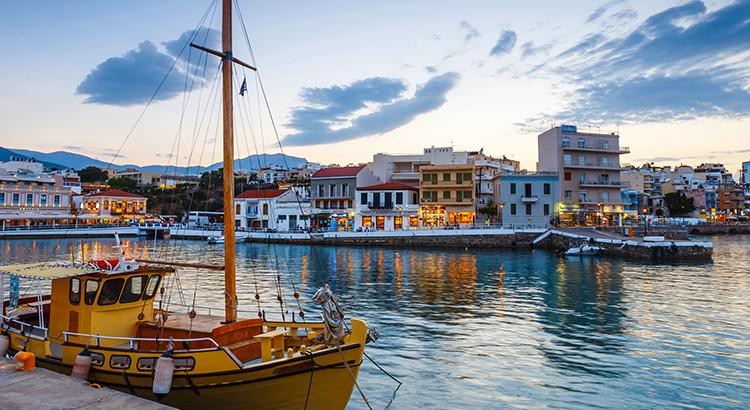 Agios Nikolaos auf Kreta (F: Bigstock.com / dziewul)