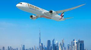 787-Dreamliner der Emirates (Bild beigestellt)