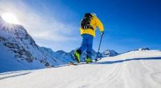 Skitouren werden beliebter (F: Bigstock)