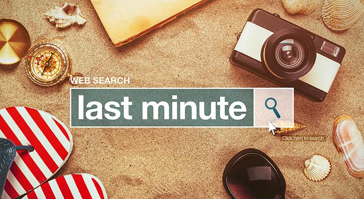 Last Minute (F: Bigstock / Igor Stevanovic)