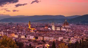 Skyline von Florenz (F: Bigstock / stevanzz)