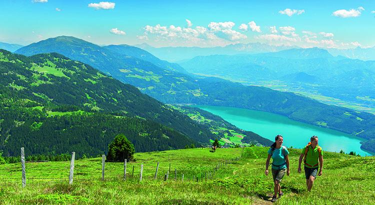 Alpe-Adria-Trail (F: Ö Werbung - Franz Gerdl)