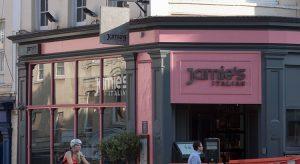 Jamies Italian in London (F: Pixabay stux)