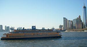 Staten Island Ferry (F: Pixabay - bethbernier)