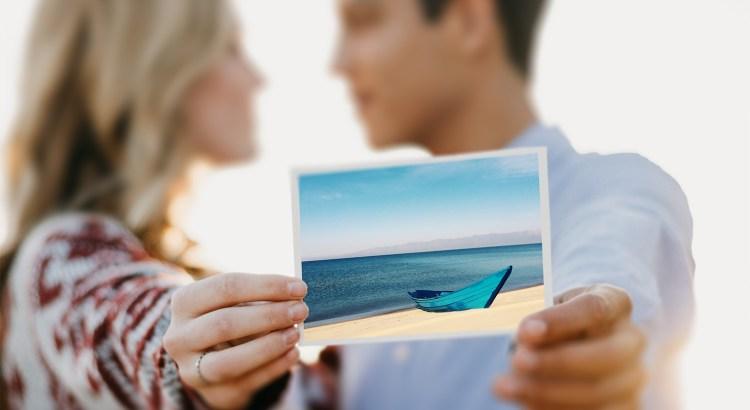 Postando Postkarte App