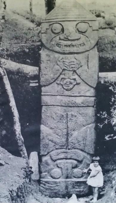 San Agustin,Casa de Nelly,UNESCO,Kolumbien,Felsskulpturen