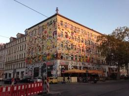 Auf der Karl Liebknecht Straße