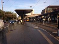 Leipzig Sachsen Tschüss Bahnhof