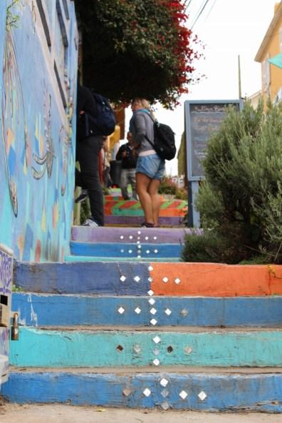 Valparaiso - Chilenische Hafenstadt