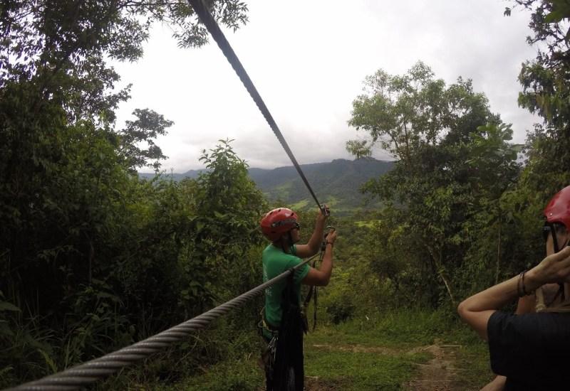 Zipline Ecuador