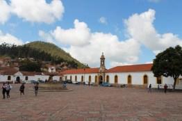 Schule in Sucre