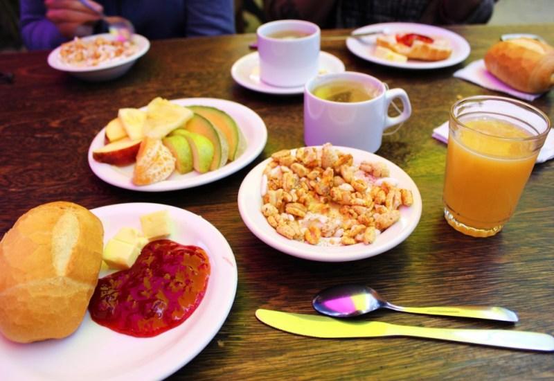 Sucre Frühstück