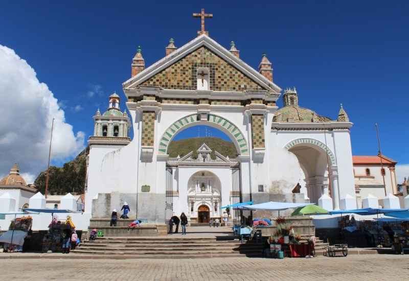 Copacabana Kirche