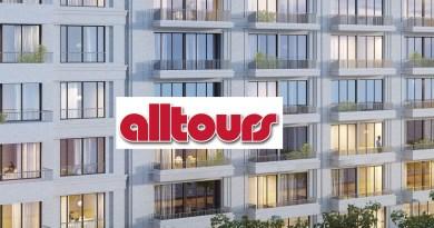 Alltours Logo Zentrale