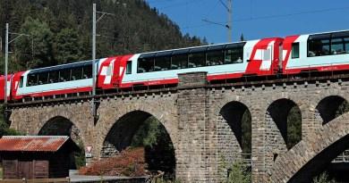 Glacier Express Schweiz Bahn