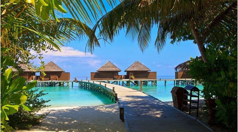 Malediven Veligandu Island