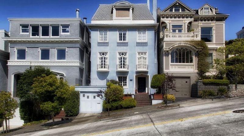 San Francisco Viktiorianische_Haeuser