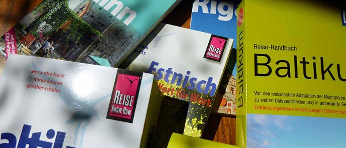 Reiseliteratur Baltikum