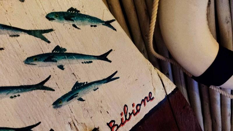 """Liebevoll dekoriertes Restaurant """"Ai Casoni"""" an der Lagune von Bibione!"""