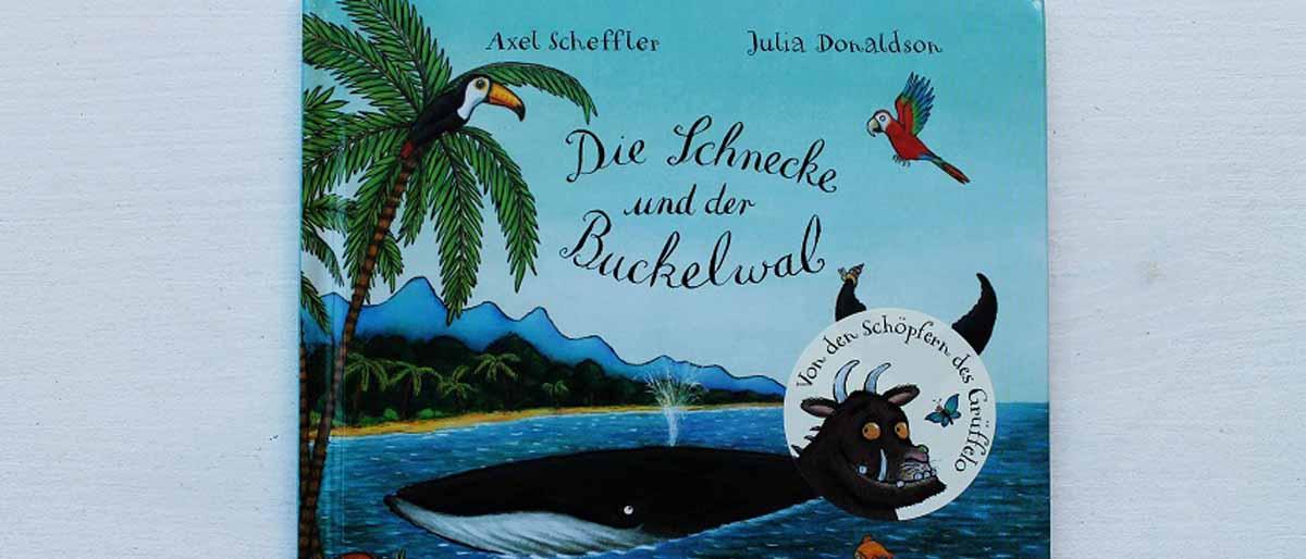 Die Schnecke und der Buckelwal