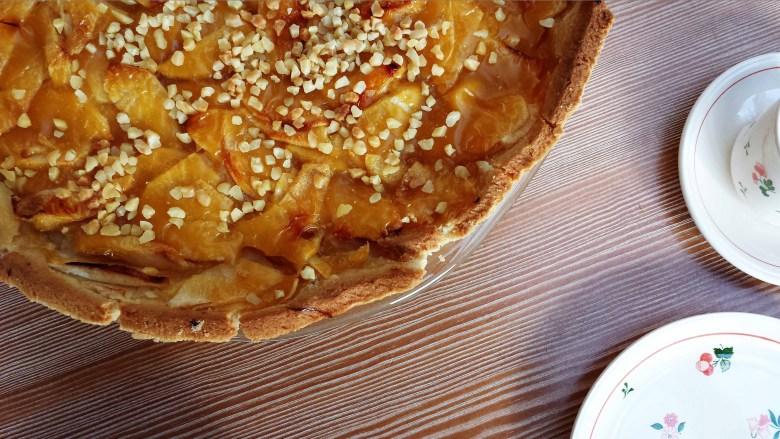 schwäbischer Apfelkuchen