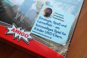 AMIGO Expedition Gewinnspiel