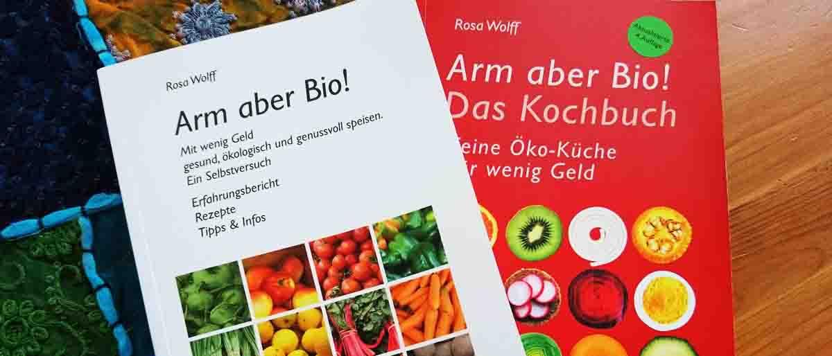 Arm aber Bio Kochbuch