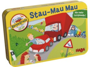 Geschenke für den Familienurlaub Stau-Mau Mau