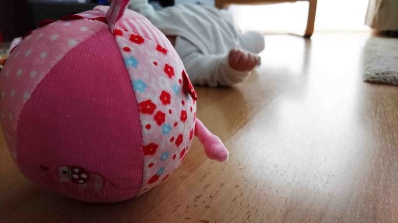 Baby Glück-Momente