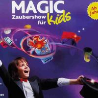 Magic Zaubershow für Kids