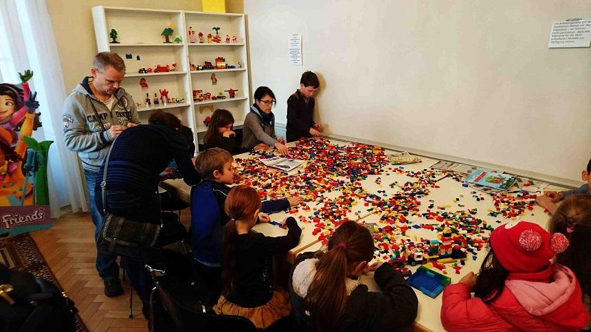Faszination Lego 2018