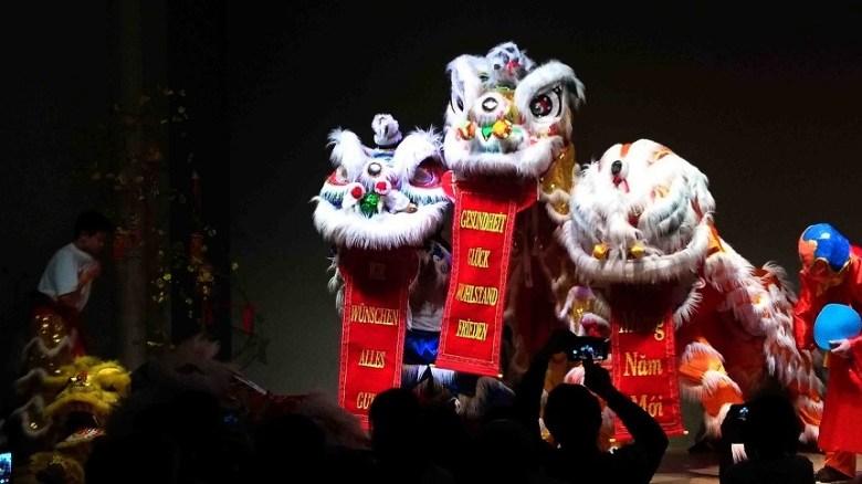 Vietnamesisches Neujahrsfest Lindenmuseum