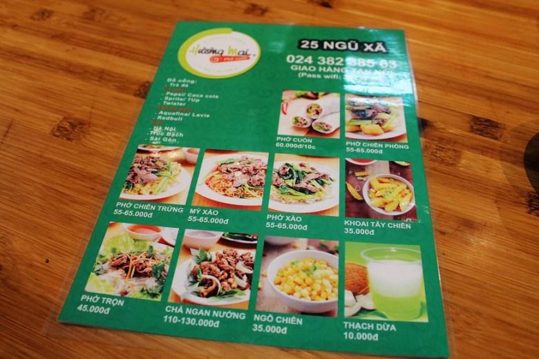 typische Gerichte Vietnam