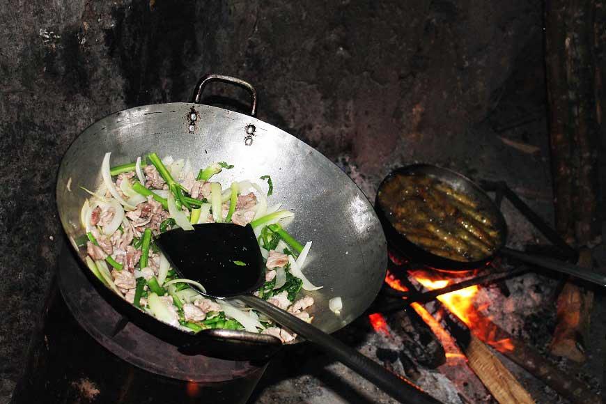 Typische Gerichte in Vietnam