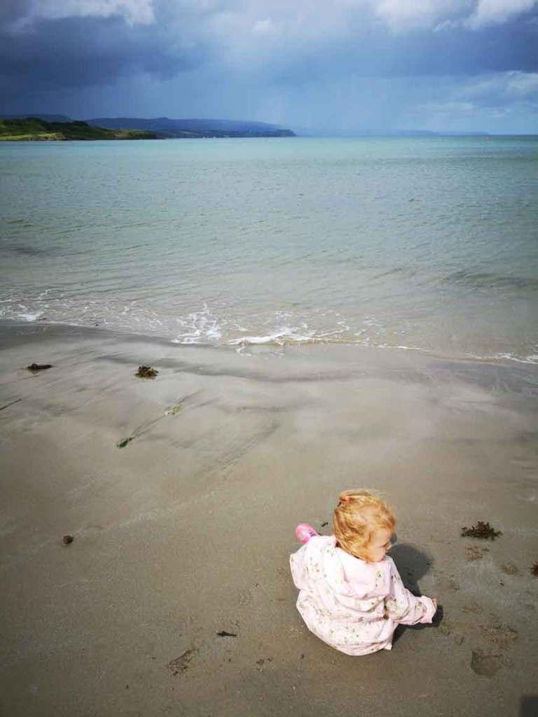 Nordirland mit Kindern
