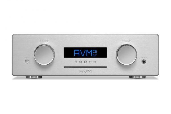 AVM-CS-8.2-Silver-Front