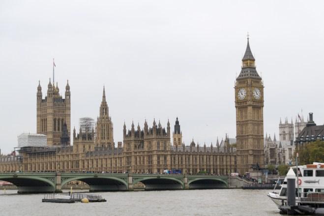 Palace of Westminster und Big Ben