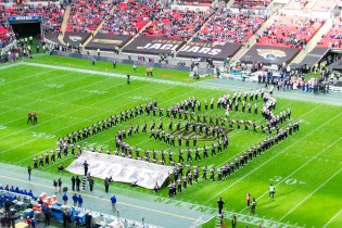 Ohio State Marching Band - Big Ben